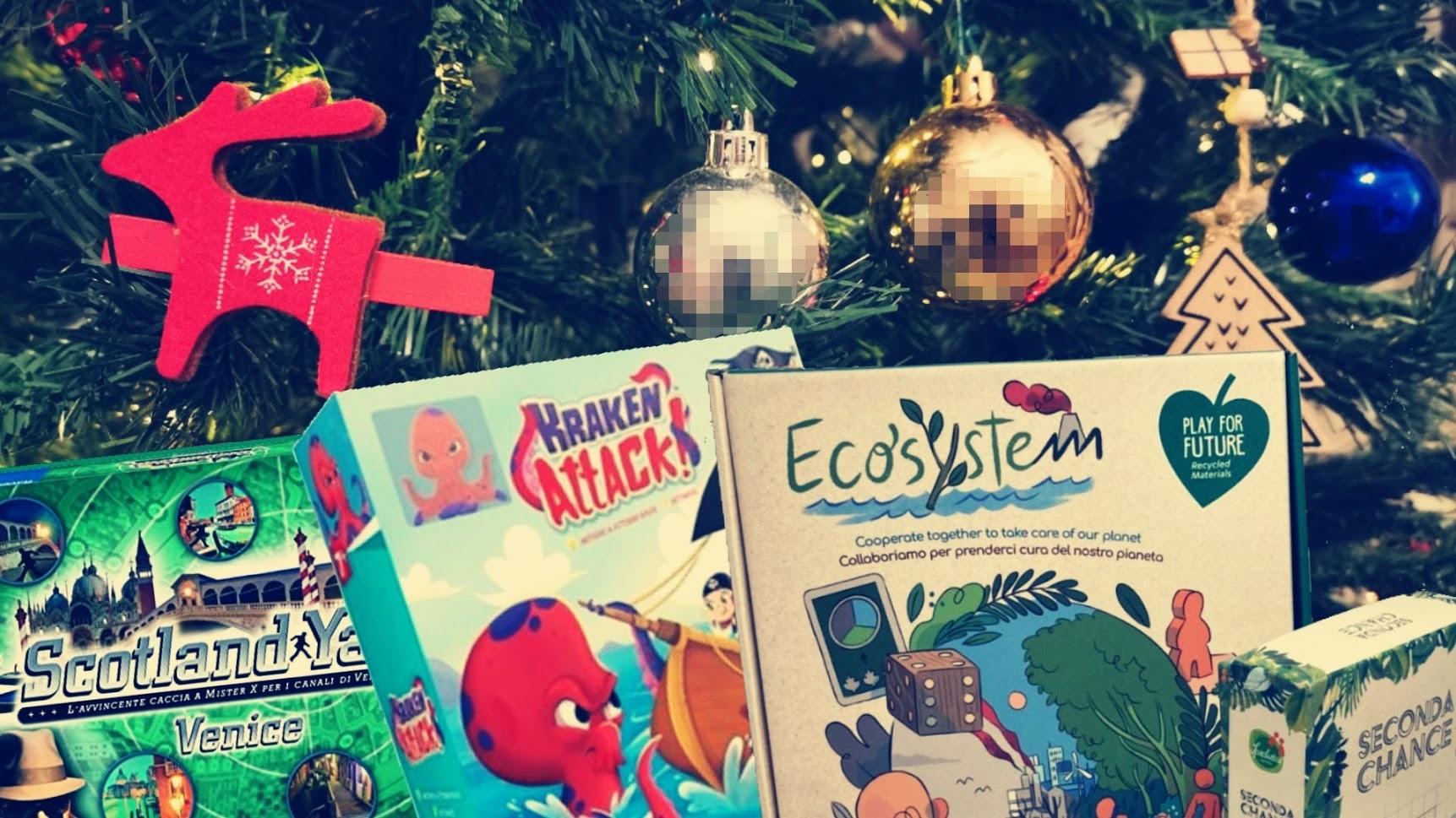 Consigliati a Natale per bambini