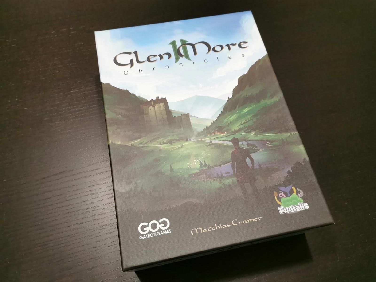 Scatola Glen More Chronicles