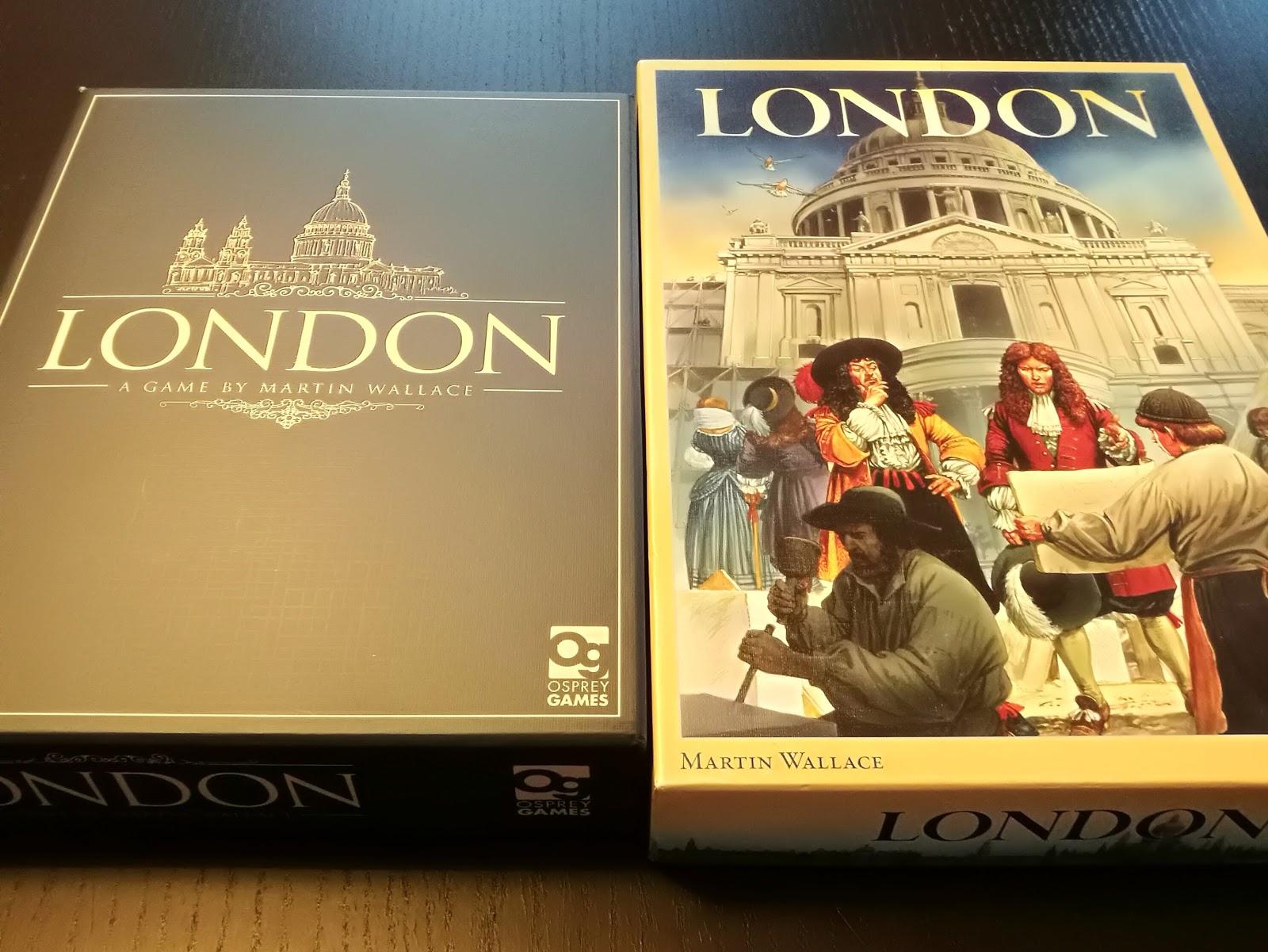 Scatole London