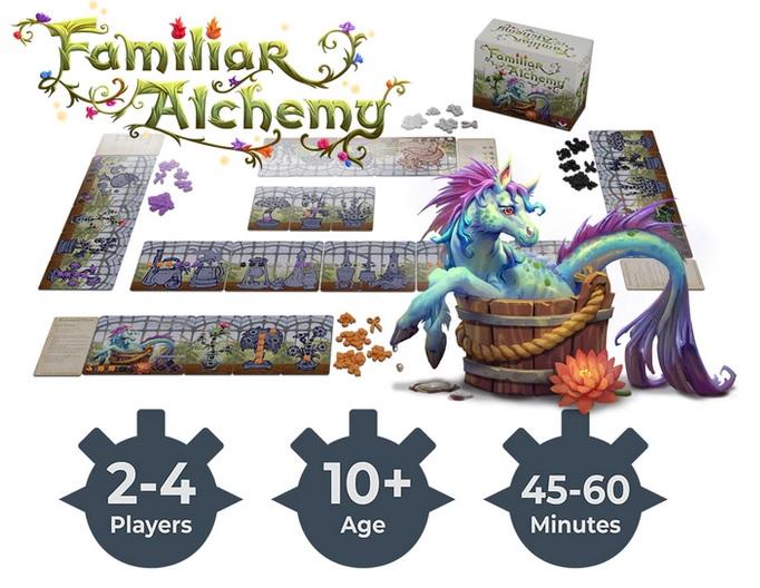 Familiar Alchemy immagine dalla rete