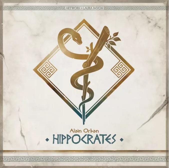 La copertina di Hippocrates