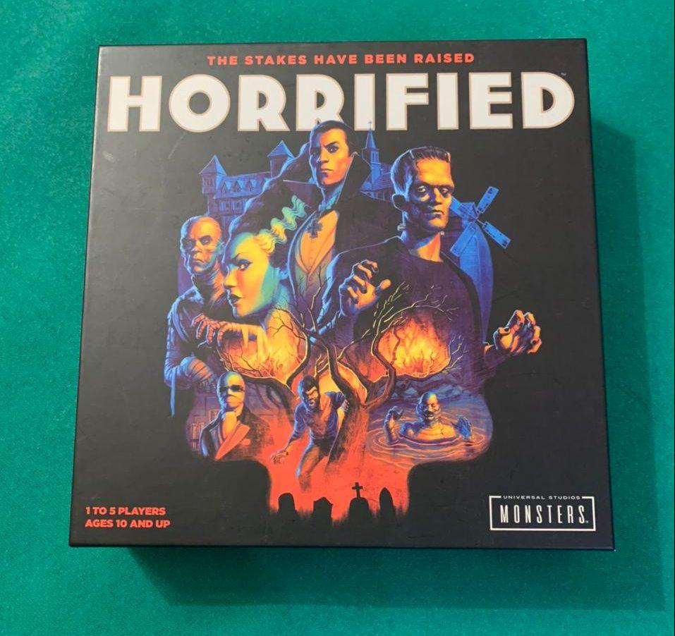 La scatola di Horrified