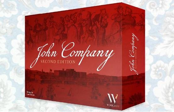 La box di John Company