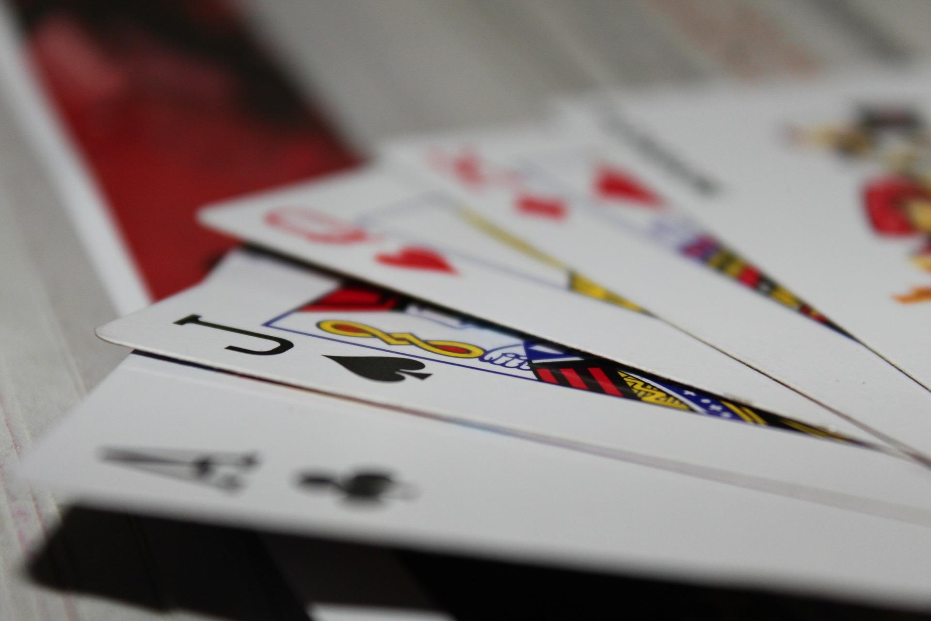 Una mano di poker