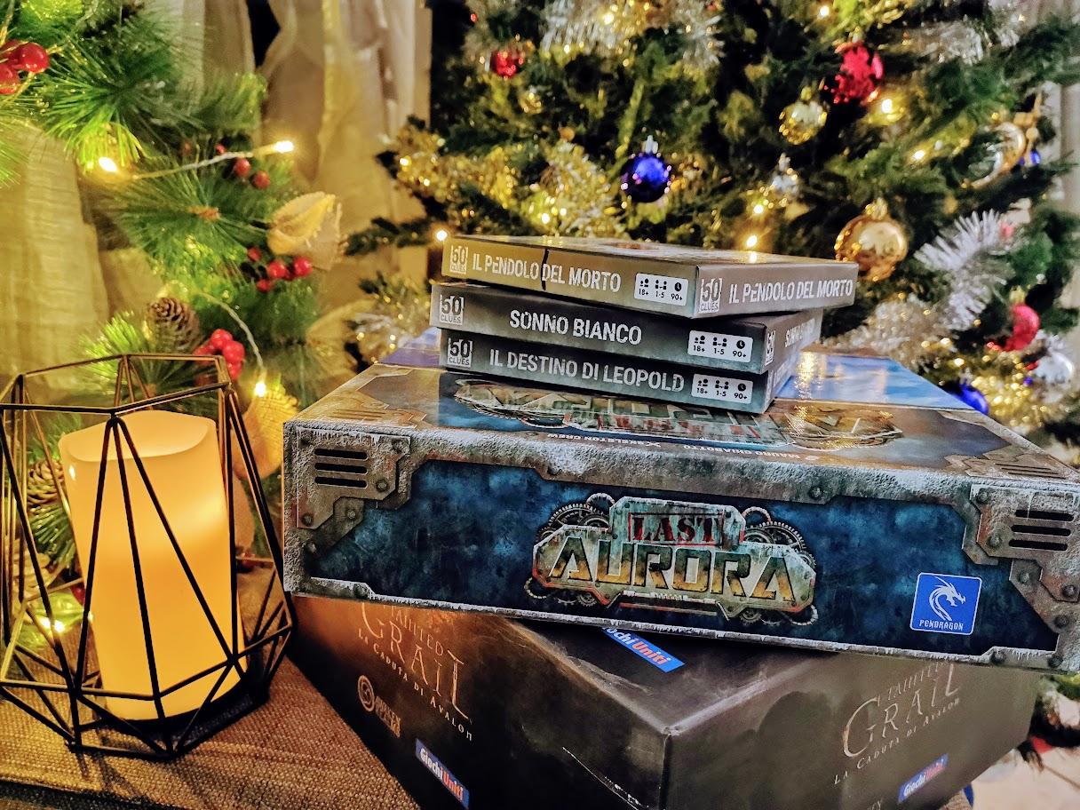 Giochi sotto l'albero