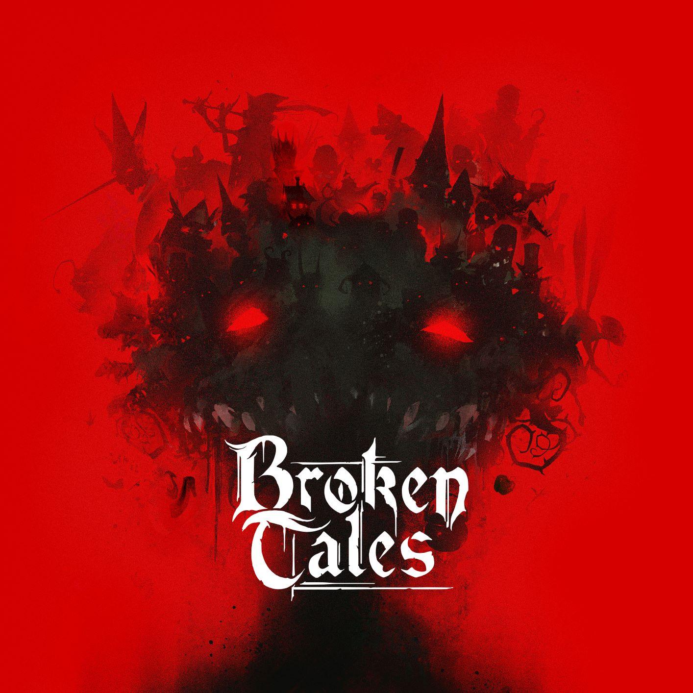 Copertina Broken Tales