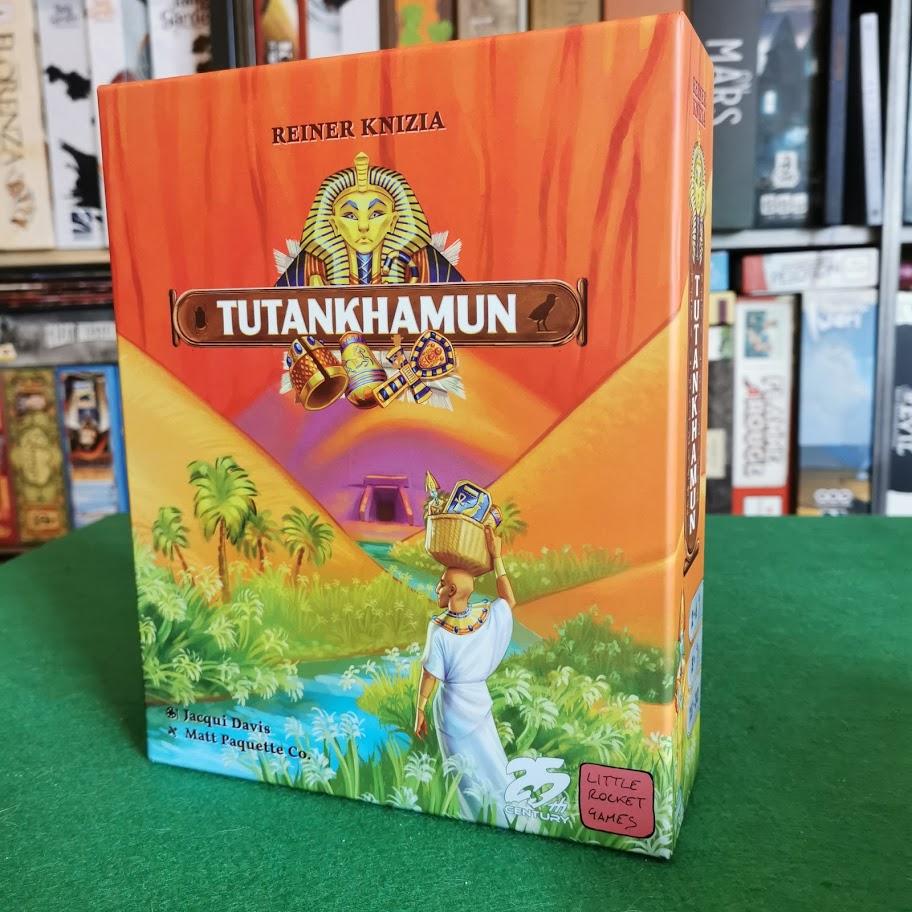 Scatola di Tutankhamun