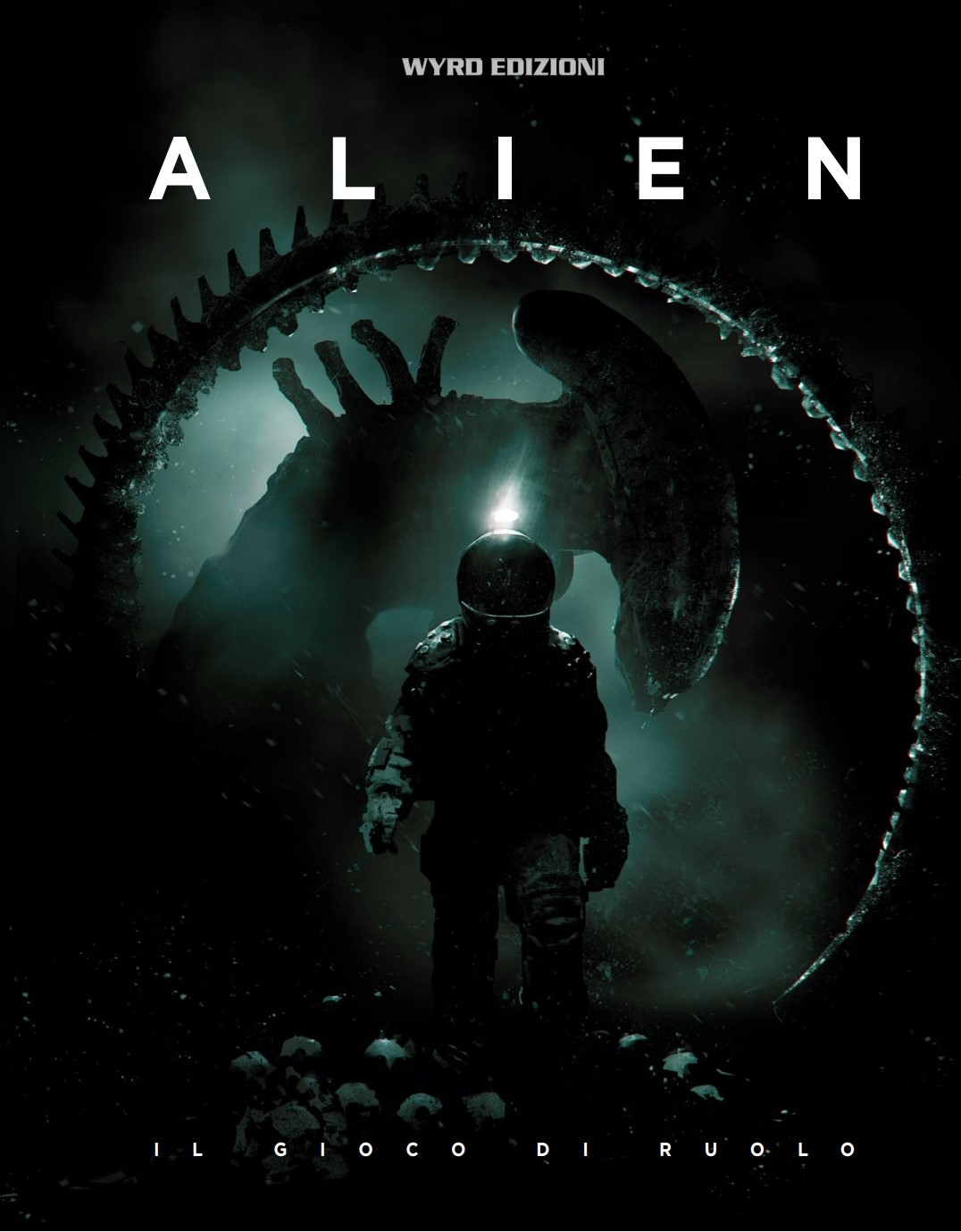 Copertina Alien